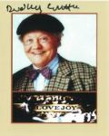 Dudley Sutton - Genuine Signed Autograph 7803